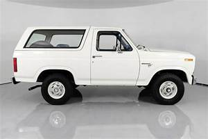 1981 Ford Bronco 27k Original Miles  1 Owner From New 4