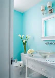 framed bathroom mirrors ideas aqua powder room cottage bathroom elizabeth