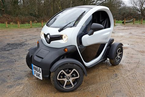 Renault Twizzy by Renault Twizy Cargo 2017 Review Auto Express