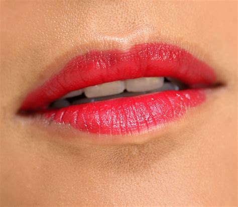 How To Do Perfect Red Lips  Makeup And Beauty Blog
