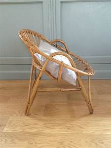 Petit Fauteuil Confortable : petit fauteuil en rotin la petite factory de julie ~ Teatrodelosmanantiales.com Idées de Décoration