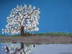 Baum Am Wasser : einsamer baum am wasser von christa und knut at ~ A.2002-acura-tl-radio.info Haus und Dekorationen