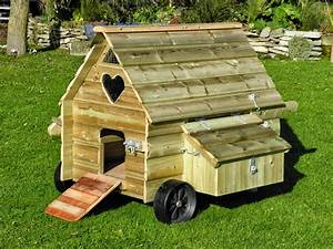 Flyte So Fancy  Mobile Chicken Coops