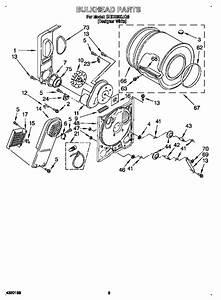 Bulkhead Diagram  U0026 Parts List For Model Sedx600jq0