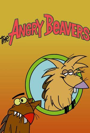 angry beavers  tv shows wiki