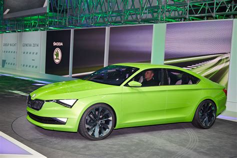 Skoda Vision C Concept Wallpapers Images Photos Pictures ...