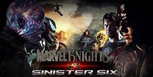 Marvel Knights vs. Sinister Six Fan Trailer