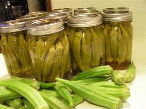 Pickled Okra Dee Dee's Recipe | Just A Pinch Recipes