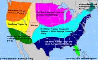 2014 2015 winter weather forecast prediction