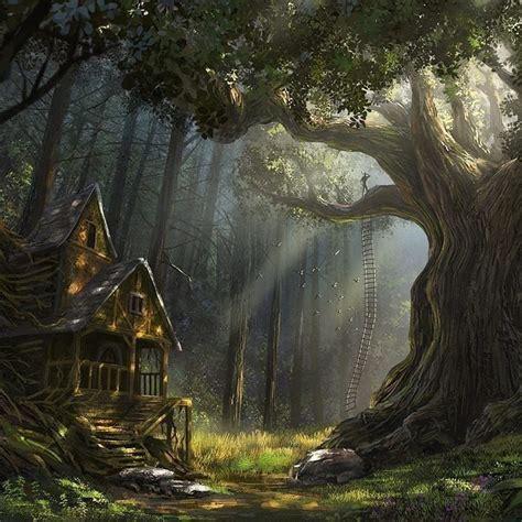 Epic Fantasy Landscapes in 2020   Fantasy artwork, Fantasy ...