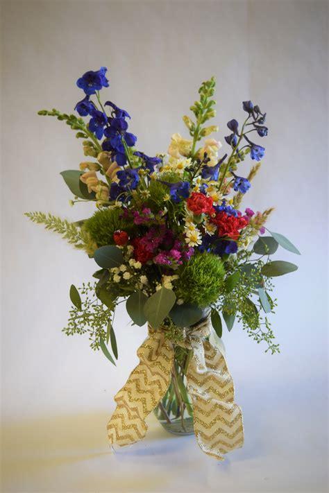 wildflower bouquet  simply flowers