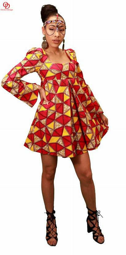 African Line Summer Wax Spring Outfits App