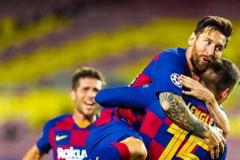 Barcelona Vs Ferencvaros Live Streaming: Lionel Messi And ...