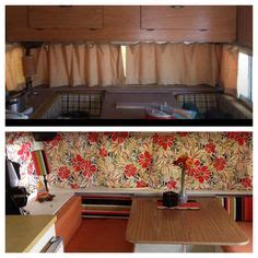 cing kitchen organizer trailer re do on cers vintage trailers and 1973