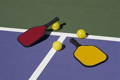 Pickleball Terms Slang Balls Paddles