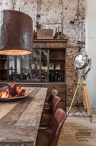 Industrial Style Shop : how to create a rustic industrial design line in your home ~ Frokenaadalensverden.com Haus und Dekorationen