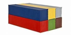 40 Fuß Container : kibri 10922 40 fu container 6 st ck paysages d cors marchandises de chargement spur h0 ~ Frokenaadalensverden.com Haus und Dekorationen