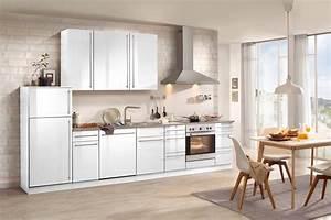 Gebrauchte Küchen Mit E Geräten : wiho k chen k chenzeile mit e ger ten chicago 350 cm online kaufen otto ~ Indierocktalk.com Haus und Dekorationen