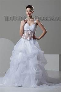 Size Chart A Line Sweetheart Halter See Through Wedding Dress
