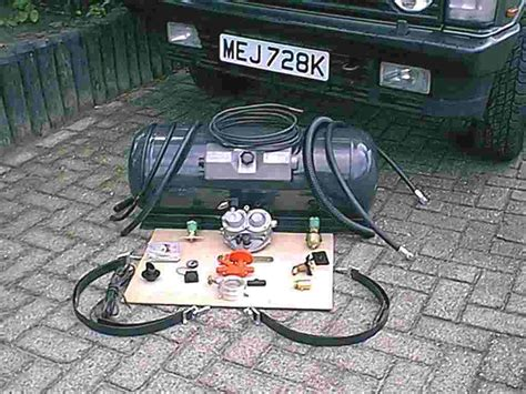 Convert Car To Lpg Liquefied Propane