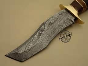 Handmade Custom Damascus Knives