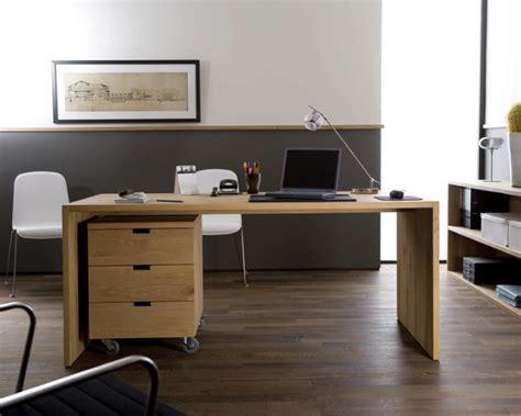 bureaux contemporains bureau bois massif contemporain mzaol com
