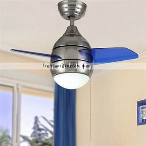 Kids room ceiling fan with lights mini inches fans