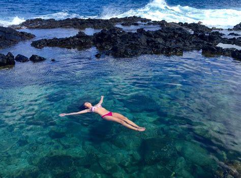 Makapu'u Tidepools, Honolulu, Oahu, Hawaii - The peaceful ...