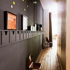 moderne wohnideen kleiner flur inspiration 2016 With quelle couleur de peinture pour un couloir 0 4 maniares originales de peindre un couloir