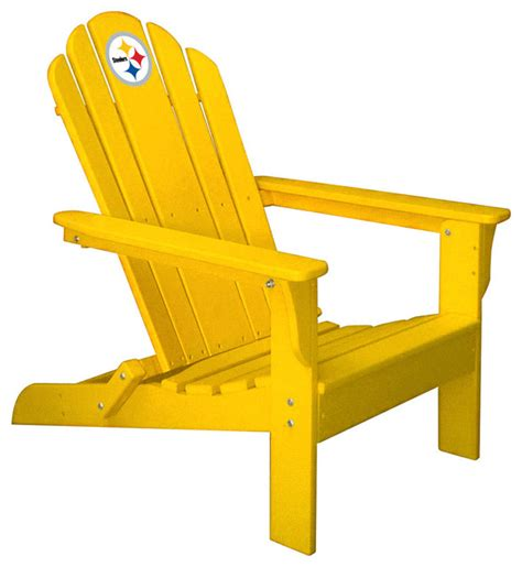 lsu tigers folding composite adirondack patio chair