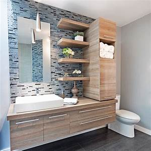 les 25 meilleures idees de la categorie vanites de salle With superb maison grise et blanche 10 le carrelage galet pratique revetement pour la salle de bain