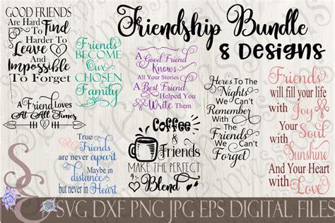 Best free halloween svg cut files. Friendship Friend SVG Bundle, Religious Digital File, SVG ...
