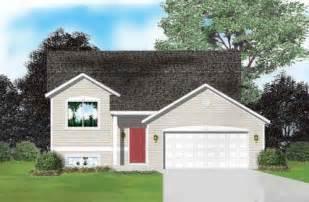 bi level house plans with attached garage bi level house plans with attached garage arts mid century modern 2 bedroom split level floor