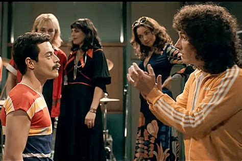Watch Queen Creating 'we Will Rock You' In New Movie Clip