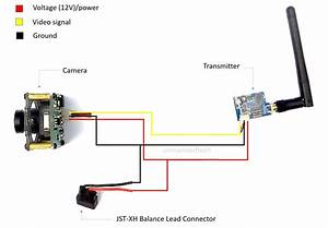 Security Camera Wiring Diagram  U2013 Volovets Info