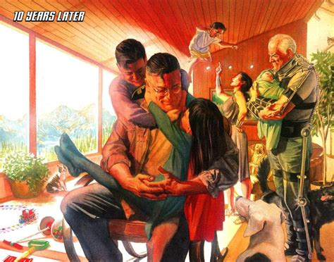 Superman As A Father - Is It Even Possible For Superman To ...
