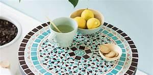 Mosaik Basteln Ideen : mosaik basteln anleitung f r einen wundersch nen bistrotisch ~ Lizthompson.info Haus und Dekorationen