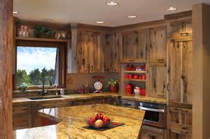 how to put up tile backsplash in kitchen rustic farmstead hickory reclaimed patina
