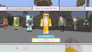 New Free Minecraft Character Skins (Xbox 360 Version ...