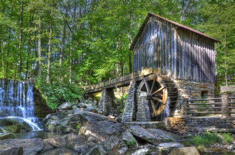 Panoramio Photo Of Pine Run Grist Mill Marietta Ga