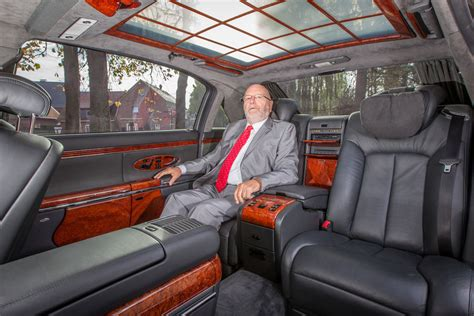 This Maybach 62 Has Over One Million Kilometers ...