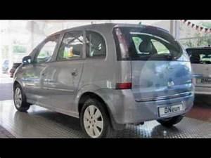 Opel Meriva 2006 : opel meriva 1 6 16v edition 77 kw modell 2006 lichtsilber metallic youtube ~ Medecine-chirurgie-esthetiques.com Avis de Voitures