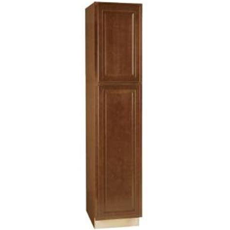 home depot kitchen pantry cabinet hton bay hton assembled 18x84x24 in pantry kitchen 7124
