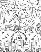 Coloring Summer Pages Nestofposies Colouring sketch template