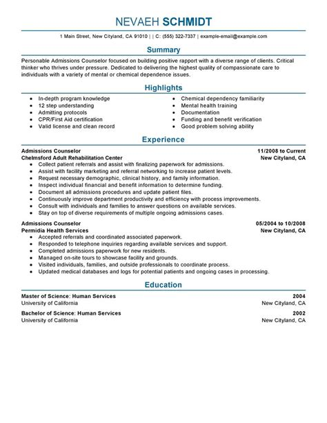 Career Counselor Description For Resume by Order Picker Description Resume Admissions Counselor