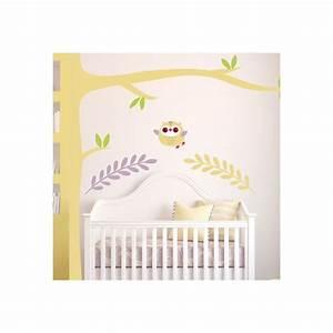 Sticker Chambre Bebe : stickers chambre b b hiboux pour le petit roi de la maison ~ Melissatoandfro.com Idées de Décoration