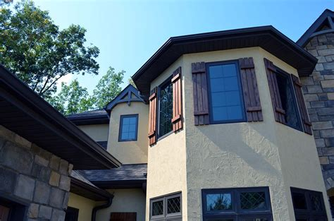 wall-coverings-exterior | Custom Homes by Tompkins ...