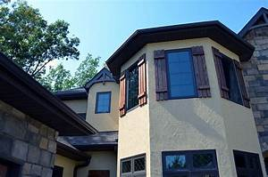 Wall Coverings Exterior Custom Homes By Tompkins