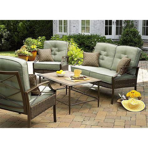 Kmart Conversation Patio Sets by Conversation Set Replacement Cushions Garden Winds