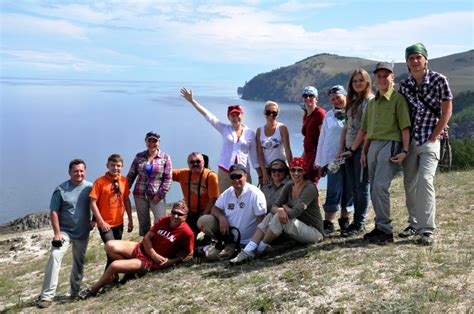 bureau d 騁ude 駘ectronique trip to lake baikal by geographic bureau detailed itinerary